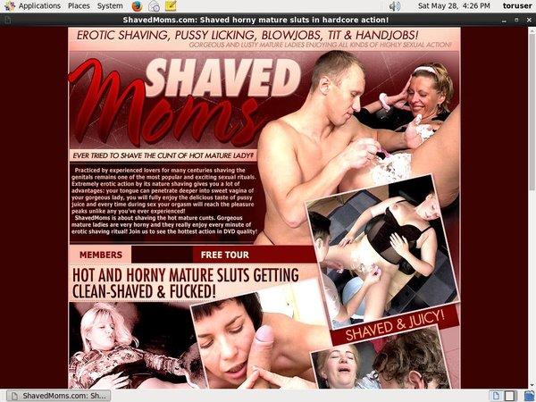 Acc Shavedmoms