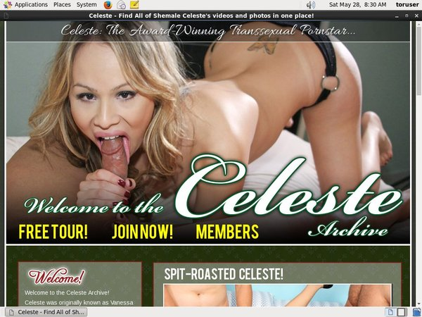 Accounts Of Celeste.premiumshemale.com