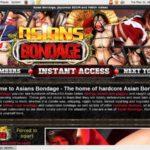 Asiansbondage.com Real Accounts