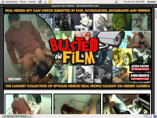 Busted On Film Hd Free