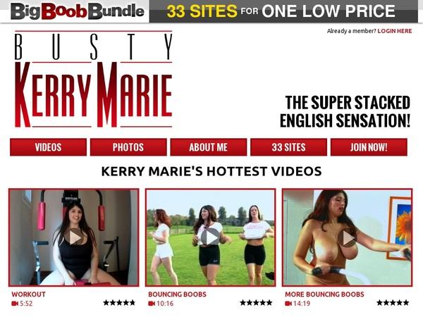 Busty Kerry Marie Logins Free