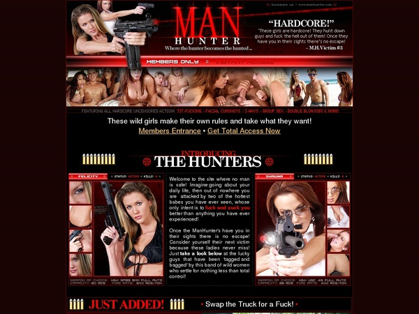Free Manhunter Videos