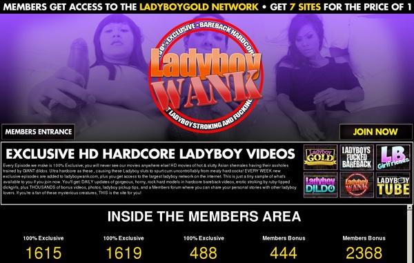 Free Passwords For Ladyboywank