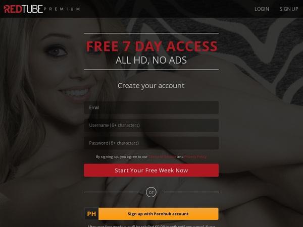 Free Redtubepremium Passwords