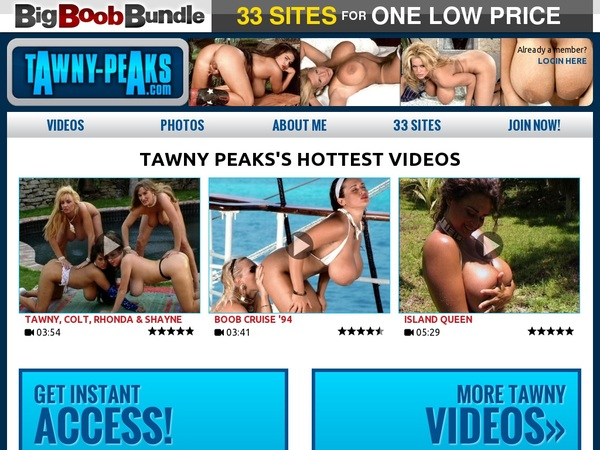 Free Tawny Peaks Code