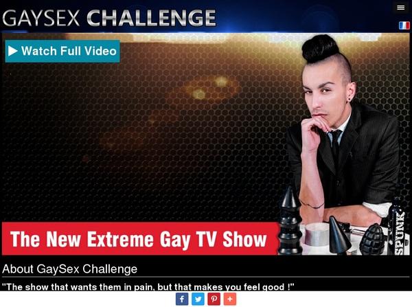 Gay Sex Challenge Free Movies