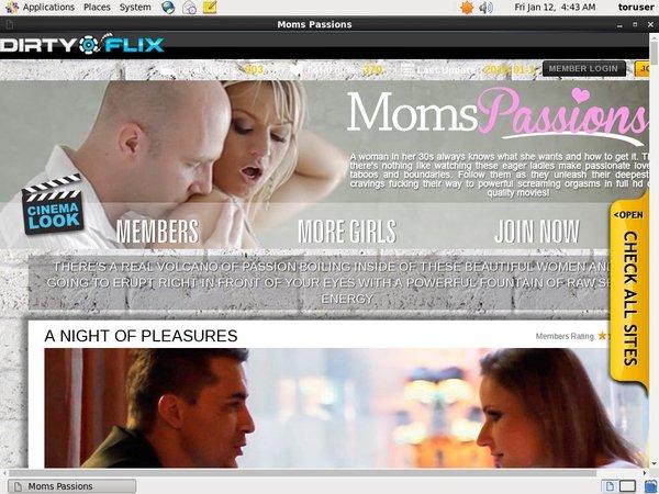 Moms Passions Free Id