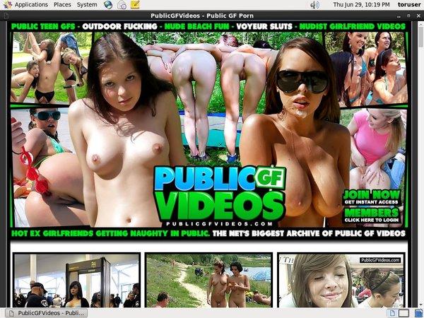 New Public GF Videos