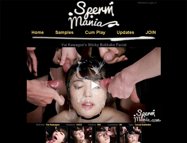 Password Free Sperm Mania