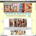 Pedicure Girls Login And Password