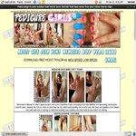 Pedicure Girls Login And Password