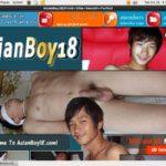 Asian Boy 18 List