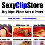Free Sexy Clip Store Acounts