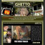 Ghetto Confessions Free Videos