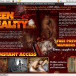 Teen Sex Reality Gallery